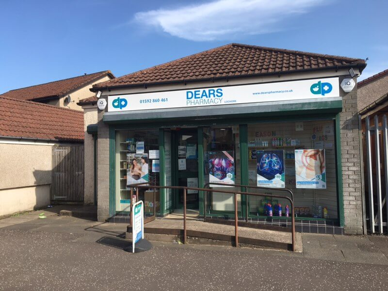 Dears Pharmacy Lochore