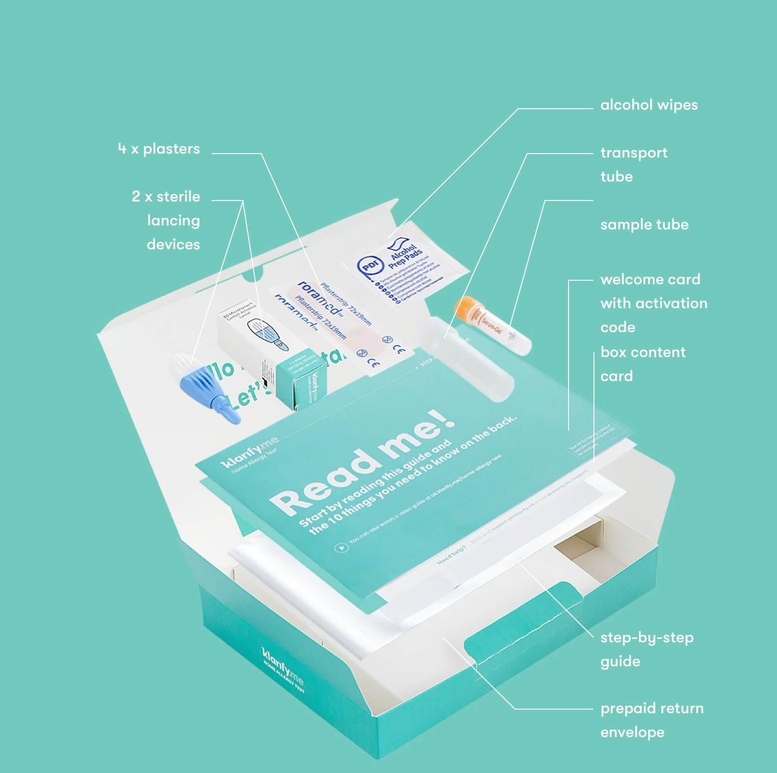 Dears Pharmacy Allergy Testing Service Edinburgh Fife