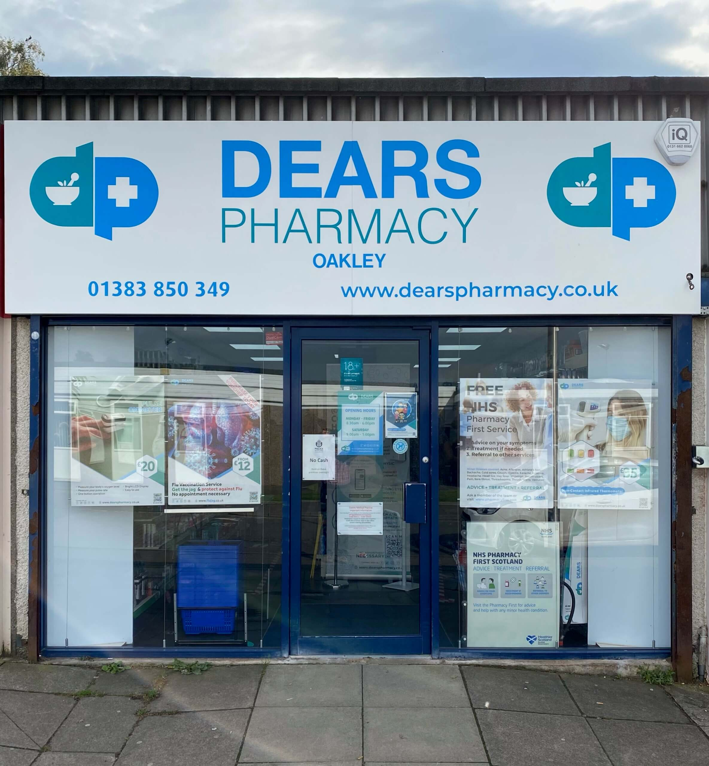 Dears Pharmacy Oakley