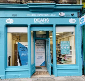 Dears Pharmacy Burntisland Health and Beauty