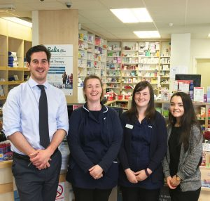 Dears Pharmacy Drylaw Team