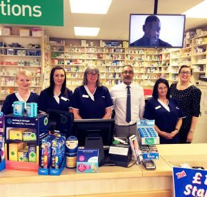 Dears Pharmacy Glenrothes Team