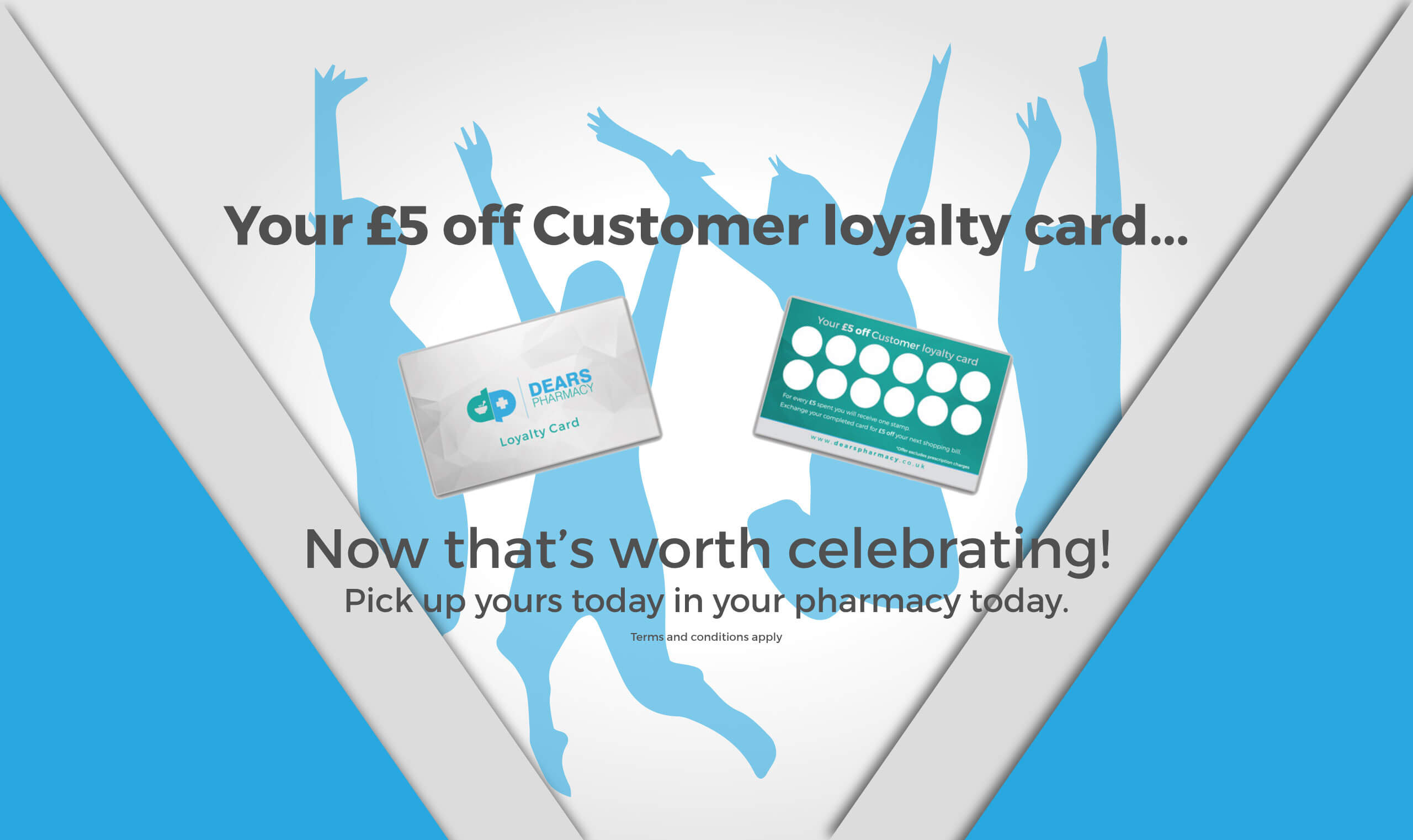 Dears Pharmacy Loyalty Card