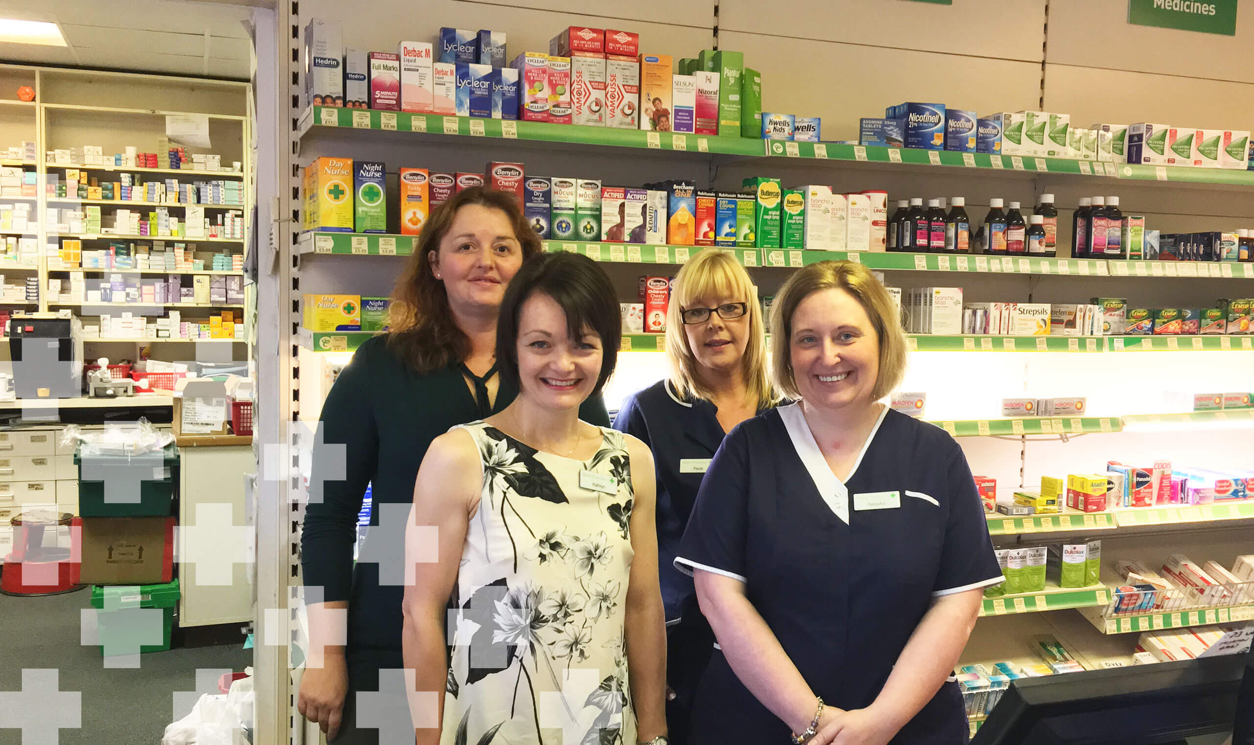 Dears Pharmacy Oxgangs Team Hero