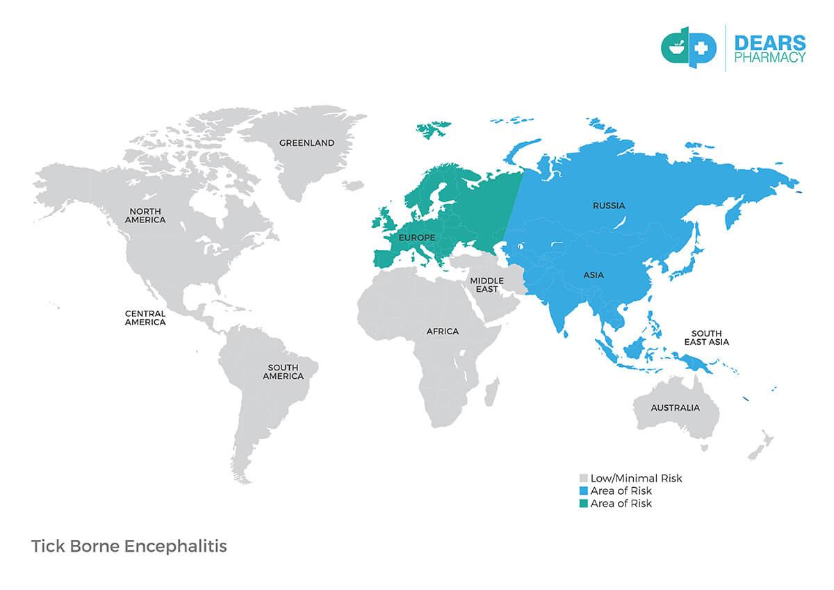 Tick Borne Encephalitis Vaccination Dears Pharmacy