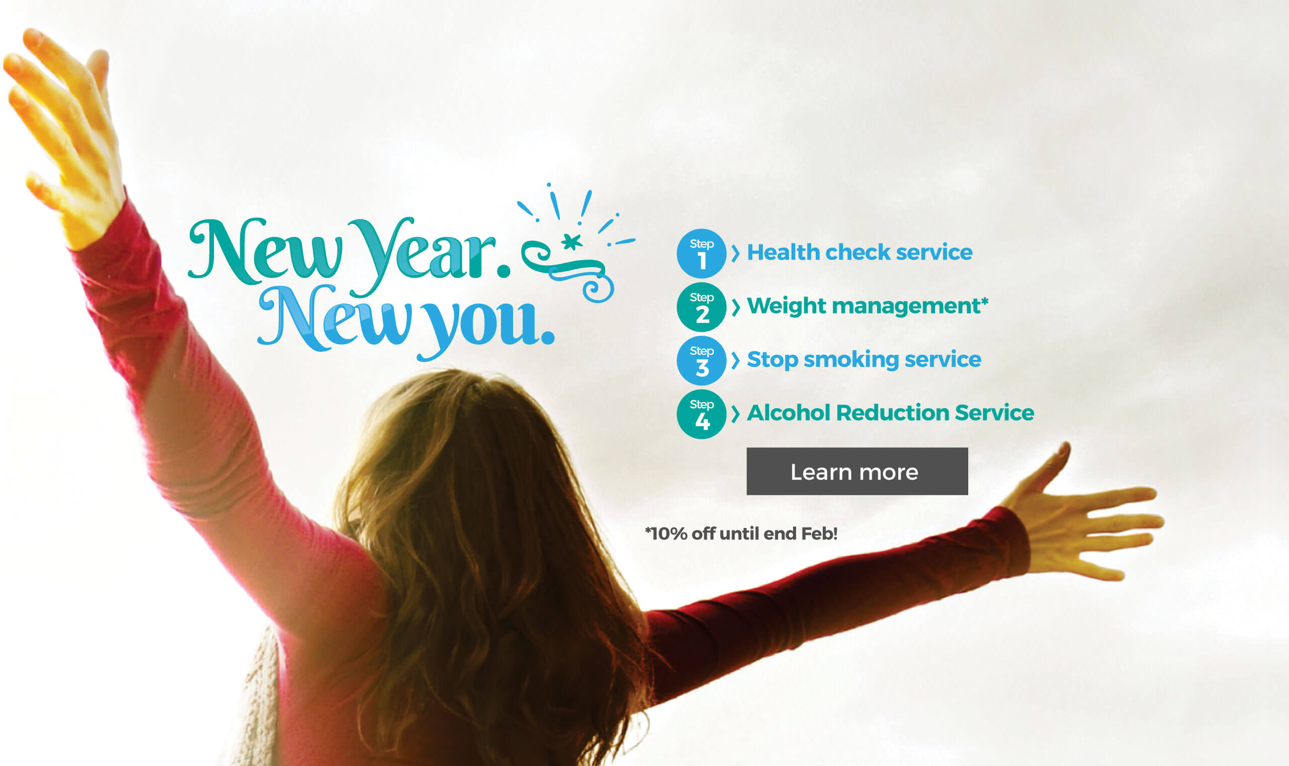 Dears Pharmacy New Year New You